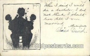 Silhouette 1907 corner wear