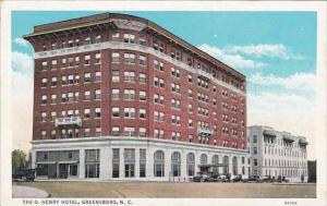 North Carolina Greensboro The O Henry Hotel