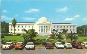 Supreme Court Building Tallahassee Florida FL