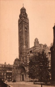 Westminster Cathedral,London,England,UK BIN