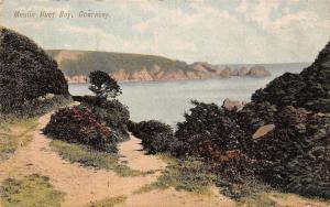Moulin Huet Bay, Guernsey Panoramic view