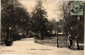 CPA ROUEN-Le Square Solferino (234665)