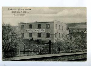235375 CZECH Zakolany Piano manufacturer Kopecky et al Vintage