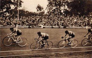 1948 Olympics, 4000 Motre Team Pursuit Reproduction Unused