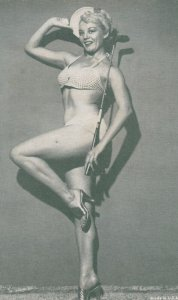 Pin-up , 1940-50s #5