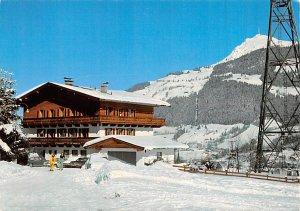 Pension Ernst Hinterseer Kitzbuhel Austria 1979