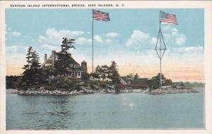 New York 1000 Island Zavikon Island International Bridge