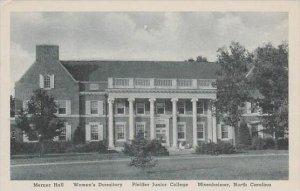 North Carolina Misenheimer Merner Hall Womens Dormitory Pfeiffer Junior Colle...
