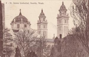 St. James Cathedral, SEATTLE, Washington, PU-1909