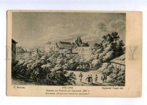 197345 POLAND Vogel Castle Krakow Tenczyn St.Eugenie #5482