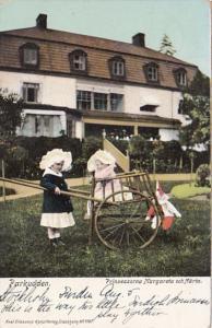 Sweden Parkudden Prinsessorna Margareta och Marta 1903