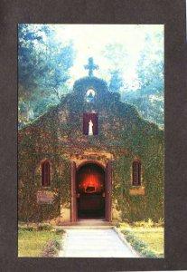 FL Mission Nombre of de Dios Shrine Lady La Leche St Augustine Florida Postcard