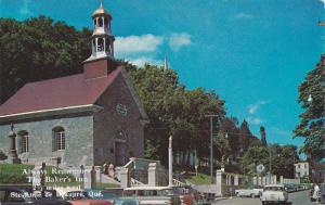 First Church , Ste Anne de Beaupre, Quebec , Canada , 50-60s