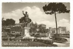 RP, Giardini Della Litoranea, Palazzo Reale E Castello Maschio Angioino, Napo...