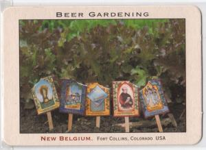 Beer Gardening, New Belgium, Fort Collins CO