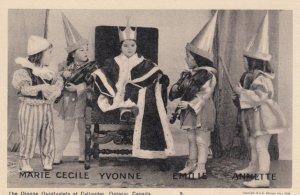 Dionne Quintuplets , CALLANDER , Ontario , Canada , 1930s ; #1
