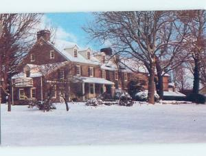 1980's INN SCENE Montgomeryville - Near King Of Prussia & Philadelphia PA G9375