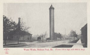 MELROSE PARK , Illinois, 00-10s ; Waterworks