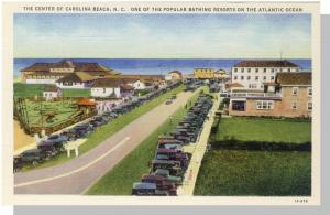 Carolina Beach, No Carolina/NC Postcard, Bathing,Near Mint!