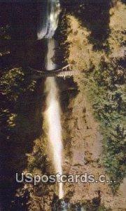 Multnomah Falls - Columbia River Highway, Oregon