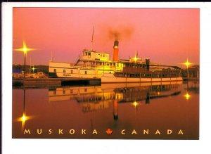 Wanda 111, Segwum, Muskoka, Ontario, Canada, Large 5 X 7 in Postcard