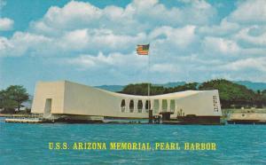 U.S.S. Arizona Memorial, Pearl Harbor,  Hawaii,  40-60s