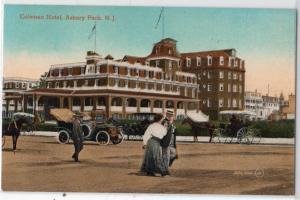 Coleman Hotel, Asbury Park NJ