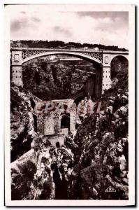 Modern Postcard Constantine Bridges El Kantara