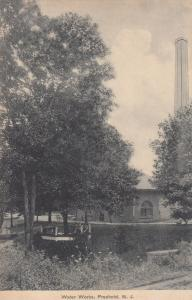 FREEHOLD , New Jersey , 1900-10s; Water Works