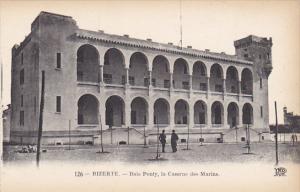 Tunisia Bizerte Baie Ponty la Caserne des Marins Military Barracks