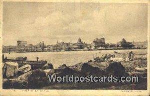 Harbor View, Vista de la Bahia Republic of Cuba 1934 Missing Stamp