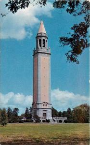 Carillon Tower Wilmington Delaware DE Alfred I Dupont Estate Postcard
