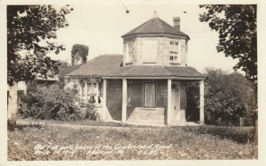 RP: ADDISON , Pennsylvania , 20-30s ; Old Toll Gate House