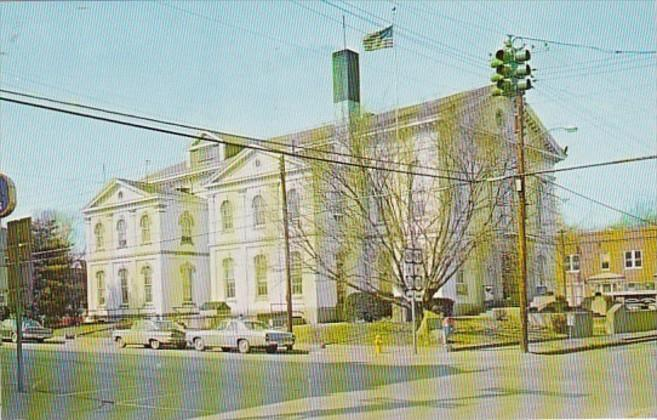 Kentucky Morganfield Union County Court House