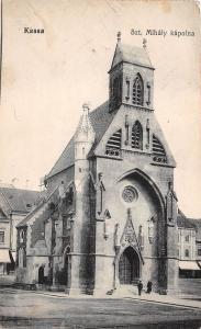 BC60858 Kassa kosice Szt Mihaly kapolna slovakia