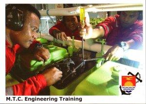 Kiribati Marine Training Centre  -  ENGINEERING