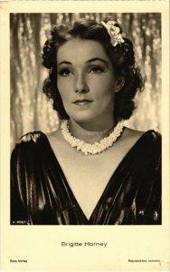 CPA AK FILM STAR Brigitte Horney Ross Verlag (94018)