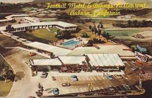 California Auburn Foothills Motel