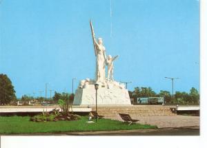 Postal 031654 : Asuncion (Paraguay). Monumento a la Residencia