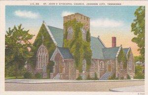 Tennesse Johnson City Saint Johns Episcopal Church