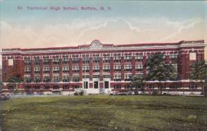 New York Buffalo Technical High School