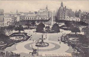Plaza De Mayo, Buenos Aires, Argentina, 1910-1920s