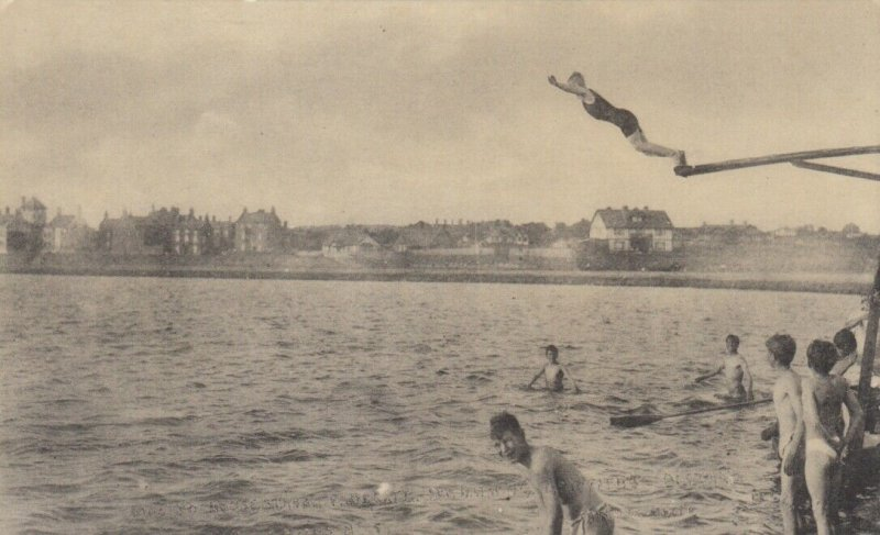 Mostyn House School, PARKGATE , Cheshire , UK , 00-10s ; Diving #2