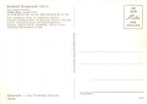Bach Lechtal Tirol, Berghotel Benglerwald Auto Cars Pension