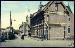 netherlands, ZANDVOORT, Postkantoor (1905) POST OFFICE