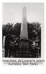 Buffalo, NY, USA President Fillmore's Grave