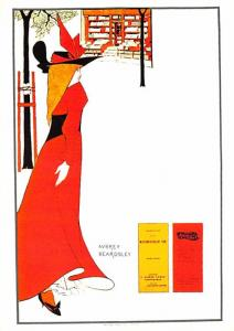 Aubrey Beardsley - T Fisher Unwin Books, Plakat