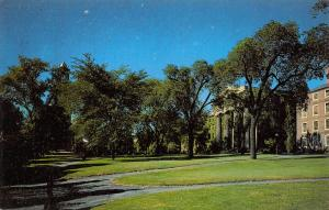 Providence Rhode Island~Brown University~Manning Hall~Hope College~1950s PC