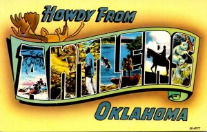 Oklahoma Howdy From Antlers