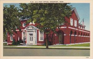 Tennessee Kingsport U S Post Office